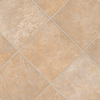 IVC 13.167-ft W Monticello 931 Tile Low-Gloss Finish Sheet Vinyl