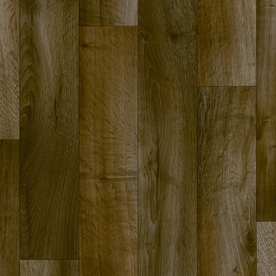IVC 12-ft W Navarra 744 Wood Low-Gloss Finish Sheet Vinyl