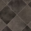IVC 12-ft W Delta 595 Sos Tile Low-Gloss Finish Sheet Vinyl