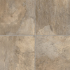 IVC 13.167-ft W Dolomite 932 Tile Low-Gloss Finish Sheet Vinyl