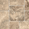 IVC 12-ft W Babylon Stone 933 Stone Low-Gloss Finish Sheet Vinyl