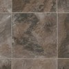 IVC 13-1/8-ft W Colorado Dark Tile Finish Sheet Vinyl