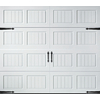 ReliaBilt 9-ft x 7-ft 800 Series White Garage Door