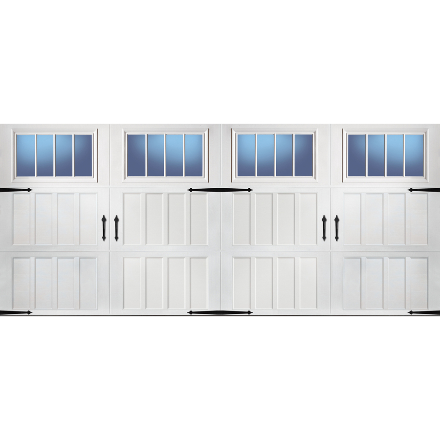 Additional images for Carriage style garage doors lowes