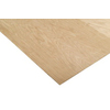 3/4 x 2 x 2 Oak Plywood