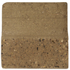 Novabrik 20 sq ft Split Mortarless Desert Sand Brick Veneer