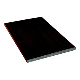 Style Selections 1 x 12 x 12 Grey Composite Deck Trim Board