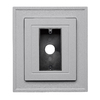 8.5-in x 7.5-in Flint Vinyl Universal Mounting Block