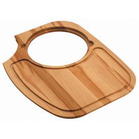 Jacuzzi 19.4-in L x 14.6-in W Cutting Board