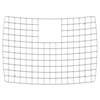 Jacuzzi 13.2-in x 19-in Sink Grid