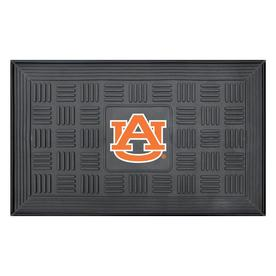 FANMATS 19-in x 30-in Auburn University Door Mat