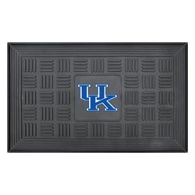 FANMATS 19-in x 30-in University of Kentucky Door Mat