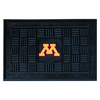 FANMATS 19-in x 30-in University of Minnesota Door Mat