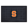 FANMATS 19-in x 30-in Syracuse University Door Mat