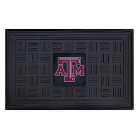 FANMATS 19-in x 30-in Texas A&M University Door Mat