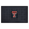 FANMATS 19-in x 30-in Texas Tech University Door Mat