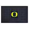FANMATS 19-in x 30-in University of Oregon Door Mat