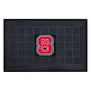 FANMATS 19-in x 30-in North Carolina State University Door Mat