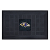 FANMATS 19-in x 30-in NFL Baltimore Ravens Door Mat
