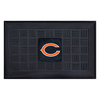 FANMATS 19-in x 30-in NFL Chicago Bears Door Mat