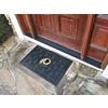 FANMATS Rectangular Door Mat (Common: 19-in x 30-in; Actual: 19-in x 30-in)