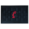 FANMATS 19-in x 30-in University of Cincinnati Door Mat