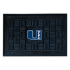 FANMATS 19-in x 30-in Utah State University Door Mat