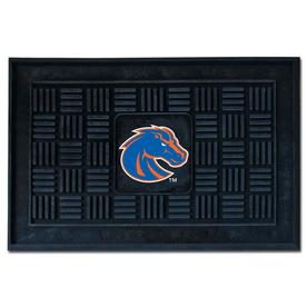 FANMATS 19-in x 30-in Boise State University Door Mat