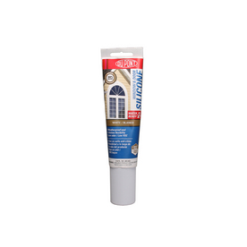 DuPont 2.8-oz White Silicone Window and Door Caulk