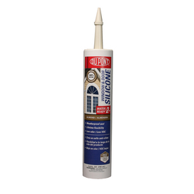 DuPont 9.8 oz Almond Silicone Window and Door Caulk