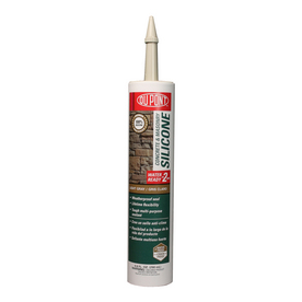 DuPont 9.8-oz Light Gray Silicone Specialty Caulk