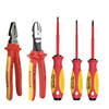 KNIPEX 5-Piece 1000-Volt Insulated Tool Set