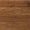 LM Flooring 5-in W Hickory Locking Hardwood Flooring