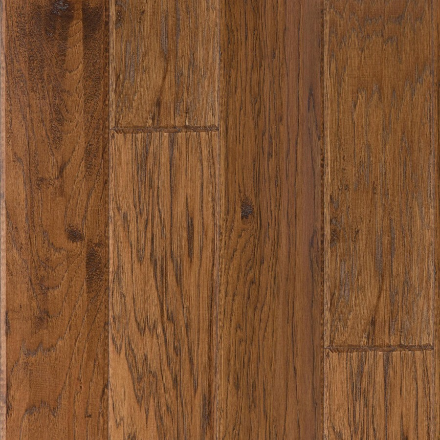 Shop lm flooring hickory locking hardwood for Hardwood floors examples