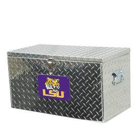 Tradesman 25-1/2-in x 13-3/4-in x 13-1/4-in Aluminum Mid-Size Truck Tool Box