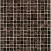 Elida Ceramica 13-in x 13-in Glass Mosaic Tiger Eye Glass Wall Tile