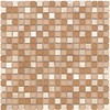 Elida Ceramica 12-in x 12-in Romano Stone Glass Wall Tile