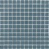 Elida Ceramica Glass Mosaic Arctic Grey Uniform Squares Mosaic Glass Wall Tile (Common: 12-in x 12-in; Actual: 11.75-in x 11.75-in)