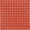 Elida Ceramica 12-in x 12-in Orange Glass Wall Tile