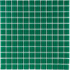 Elida Ceramica Glass Mosaic Evergreen Uniform Squares Mosaic Glass Wall Tile (Common: 12-in x 12-in; Actual: 11.75-in x 11.75-in)