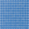Elida Ceramica Glass Mosaic Bay Breeze Uniform Squares Mosaic Glass Wall Tile (Common: 12-in x 12-in; Actual: 11.75-in x 11.75-in)