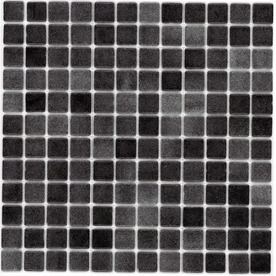 Elida Ceramica Recycled Glass Mosaic Galaxy Uniform Squares Mosaic Glass Wall Tile (Common: 12-in x 12-in; Actual: 12.5-in x 12.5-in)