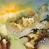 Astek Mural Painting Wallcovering