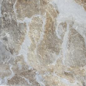 FLOORS 2000 9-Pack Villa Rica Ocean Glazed Porcelain Floor Tile (Common: 13-in x 13-in; Actual: 13.123-in x 13.123-in)