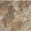 FLOORS 2000 9-Pack 13-in x 13-in Villa Rica Coffee Glazed Porcelain Floor Tile