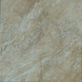 StonePeak Ceramics Inc. 12-in x 12-in Castle Stone Autumn Glazed Porcelain Floor Tile