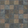 Style Selections 12-in x 12-in Castle Stone Harvest Glazed Porcelain Tile Threshold