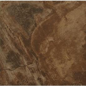 StonePeak Ceramics Inc. 12-in x 12-in Aspen Sunset Glazed Porcelain Floor Tile
