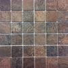 StonePeak Ceramics Inc. 12-in x 12-in Aspen Caramel Glazed Porcelain Tile Threshold