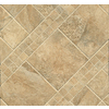 Style Selections Florentine Scabos Glazed Porcelain Mosaic Square Indoor/Outdoor Accent Tile (Common: 12-in x 12-in; Actual: 11.73-in x 11.73-in)